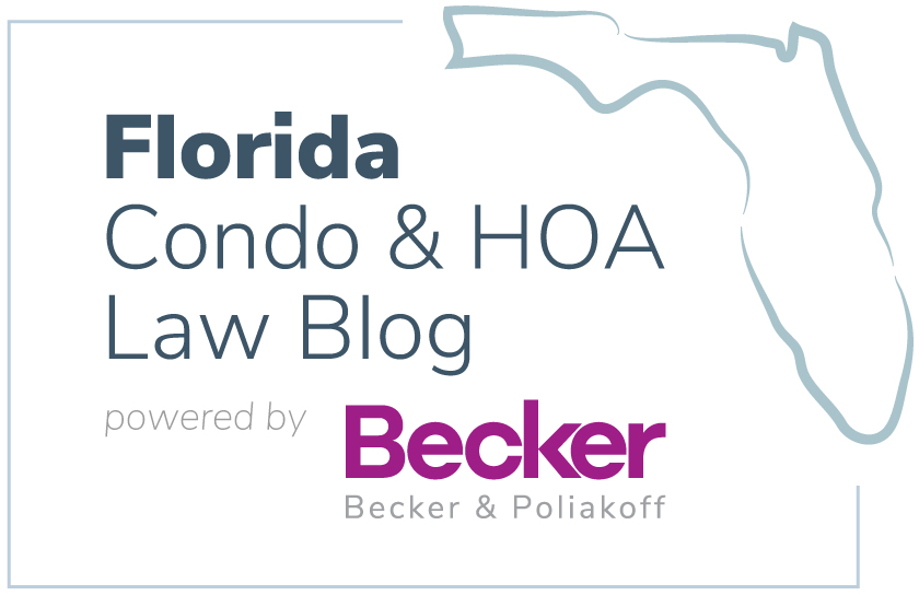 Florida Condo & HOA Law Blog