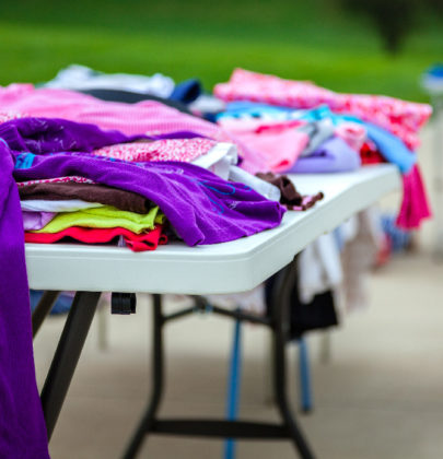 Garage Sale or Thrift Shop in Disguise? Doesn't Matter. Your Homeowners Association Can do Something About it