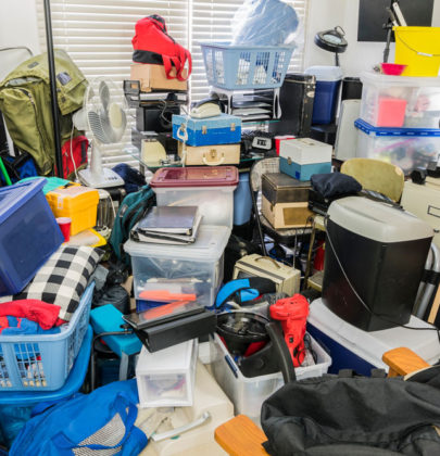 Hoarders Present Difficult Challenges for Association